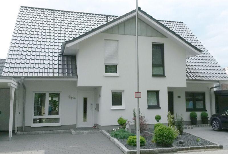 Doppelhaus Ihr Bauunternehmen Aus Reichertsheim Zeiler Bau